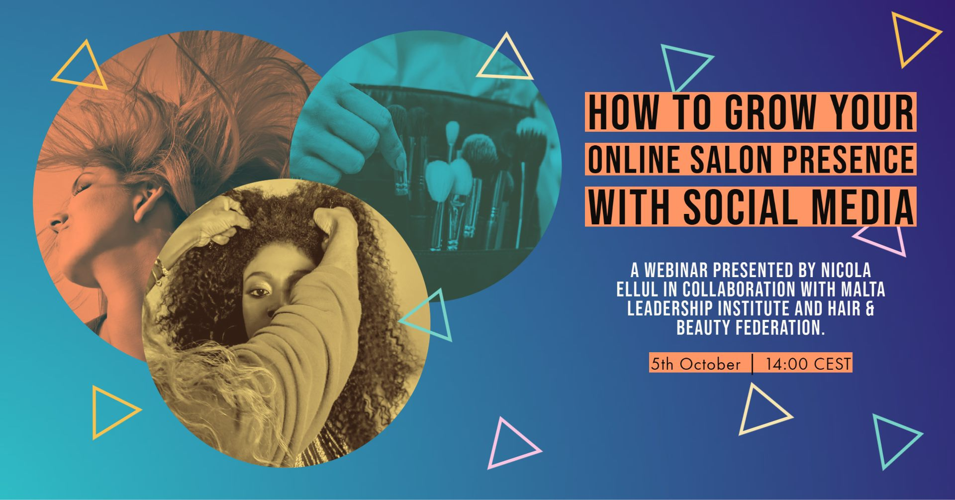 How To Grow Your Online Salon Presence with Social Media